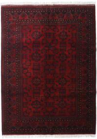 Afghan Khal Mohammadi Rug 173X235 Authentic  Oriental Handknotted Dark Red (Wool, Afghanistan)