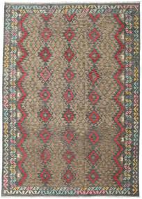 Kilim Afghan Old Style Tapis 209X292 D'orient Tissé À La Main (Laine, Afghanistan)