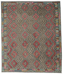 Kilim Afghan Old Style Rug 252X298 Authentic  Oriental Handwoven Large (Wool, Afghanistan)