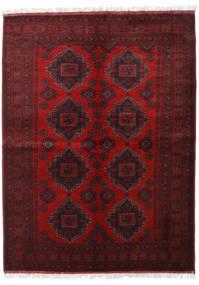 Afghan Khal Mohammadi Covor 181X242 Orientale Lucrat Manual Roșu-Închis/Maro Închis (Lână, Afganistan)