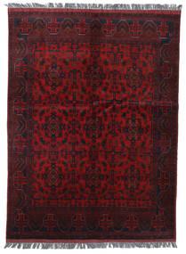 Afghan Khal Mohammadi Rug 150X200 Authentic  Oriental Handknotted Dark Red (Wool, Afghanistan)