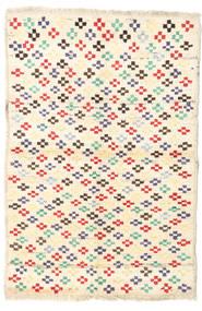 Barchi/Moroccan Berber - Afganistan 絨毯 93X138 モダン 手織り ベージュ/ライトピンク (ウール, アフガニスタン)