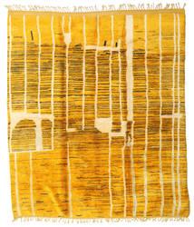Berber Moroccan - Mid Atlas 絨毯 285X333 モダン 手織り 黄色/オレンジ 大きな (ウール, モロッコ)