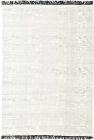 Barfi - Μαύρα/White Χαλι 160X230 Σύγχρονα Χειροποίητη Ύφανση Ανοιχτό Γκρι/Μπεζ (Μαλλί, Ινδικά)