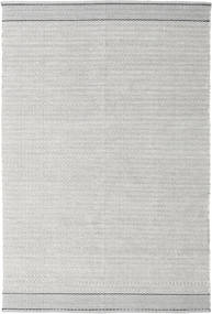 Norma - Black Rug 160X230 Authentic  Modern Handwoven Beige/Light Grey (Cotton, India)