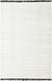Barfi - 黒/白 絨毯 200X300 モダン 手織り ベージュ/薄い灰色 (ウール, インド)