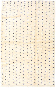 Berber Moroccan - Beni Ourain Rug 156X262 Authentic  Modern Handknotted Beige (Wool, Morocco)