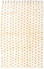 Berber Moroccan - Beni Ourain Teppich  156X262 Echter Moderner Handgeknüpfter Beige (Wolle, Marokko)