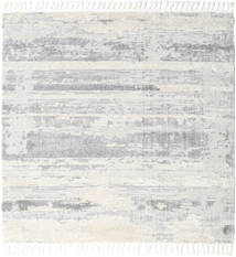 Grand Rug 200X200 Modern Square Light Grey/Beige ( Turkey)