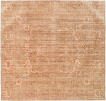 Maharani - Rust Rug 200X200 Modern Square Light Brown/Rust Red/Light Pink ( Turkey)