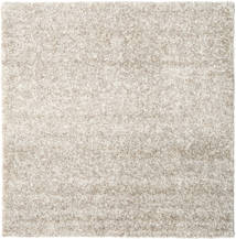 Pepper & Salt - Beige Mix Rug 250X250 Modern Square Light Grey/Beige Large ( Turkey)