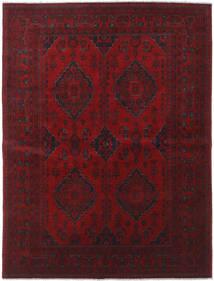 Afghan Khal Mohammadi Matto 176X231 Itämainen Käsinsolmittu Tummanpunainen/Tummanruskea (Villa, Afganistan)