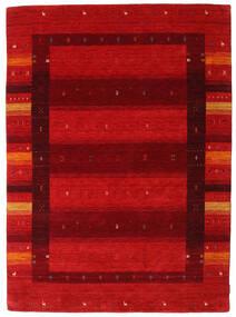 Gabbeh Indie Dywan 174X238 Nowoczesny Tkany Ręcznie Rdzawy/Czerwony/Ciemnoczerwony (Wełna, Indie)