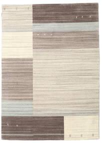 Gabbeh Indo Matto 173X239 Moderni Käsinsolmittu Vaaleanruskea/Beige (Villa, Intia)