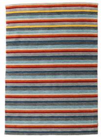 Gabbeh Indo Matto 167X240 Moderni Käsinsolmittu Vaaleanharmaa/Tummanharmaa (Villa, Intia)