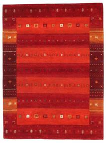 Gabbeh Indiai Szőnyeg 175X232 Modern Csomózású Rozsdaszín/Piros (Gyapjú, India)