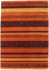 Gabbeh Indie Dywan 168X240 Nowoczesny Tkany Ręcznie Rdzawy/Czerwony/Ciemnoczerwony (Wełna, Indie)