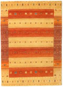 Gabbeh Indie Dywan 168X230 Nowoczesny Tkany Ręcznie Pomarańczowy/Jasnobrązowy (Wełna, Indie)