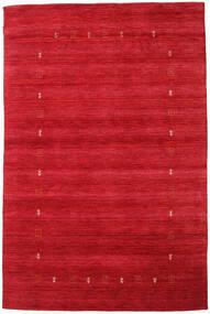 Gabbeh Indie Dywan 156X237 Nowoczesny Tkany Ręcznie Czerwony (Wełna, Indie)