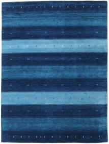 Gabbeh Indisch Teppich  171X229 Echter Moderner Handgeknüpfter Dunkelblau/Blau (Wolle, Indien)