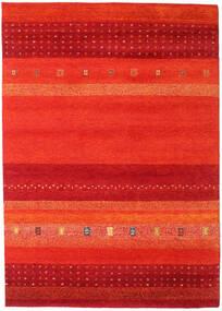 Gabbeh Indie Dywan 169X238 Nowoczesny Tkany Ręcznie Rdzawy/Czerwony/Czerwony (Wełna, Indie)