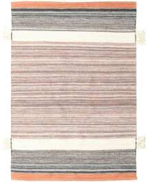 Fenix - Rust Rug 170X240 Authentic  Modern Handwoven Beige/Light Grey (Wool, India)