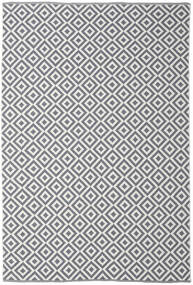 Torun - Black/Neutral Rug 250X350 Authentic  Modern Handwoven Light Grey/Dark Grey/Beige Large (Cotton, India)