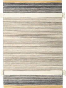 Fenix - Yellow Rug 250X350 Authentic  Modern Handwoven Light Grey/Beige Large (Wool, India)