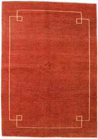 Gabbeh Indo Rug 169X237 Authentic  Modern Handknotted (Wool, India)