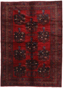 Baluch Rug 213X300 Authentic Oriental Handknotted Dark Red (Wool, Afghanistan)
