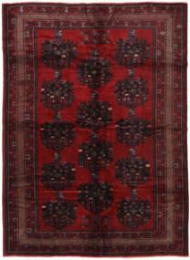 Beluch Teppe 215X300 Ekte Orientalsk Håndknyttet Mørk Rød/Mørk Brun (Ull, Afghanistan)