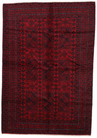 Baluch Rug 205X300 Authentic Oriental Handknotted Dark Red/Dark Brown (Wool, Afghanistan)
