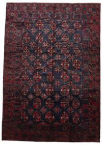 Beluch Vloerkleed 295X425 Echt Oosters Handgeknoopt Donkerrood/Donkerbruin Groot (Wol, Afghanistan)