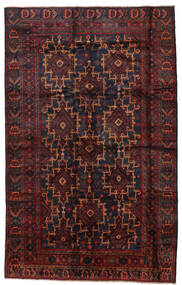 Baluch Rug 250X400 Authentic  Oriental Handknotted Dark Red Large (Wool, Afghanistan)