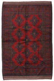 Beludż Dywan 160X250 Orientalny Tkany Ręcznie Ciemnobrązowy/Ciemnoczerwony (Wełna, Afganistan)