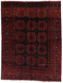 Baluch Rug 208X270 Authentic  Oriental Handknotted Dark Red (Wool, Afghanistan)