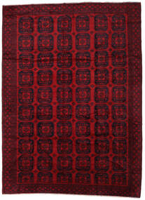 Baluch Rug 278X387 Authentic  Oriental Handknotted Dark Red/Crimson Red Large (Wool, Afghanistan)