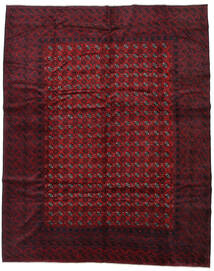 Baluch Rug 290X365 Authentic  Oriental Handknotted Dark Red Large (Wool, Afghanistan)