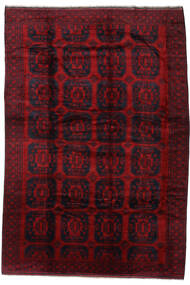 Baluch Rug 275X400 Authentic  Oriental Handknotted Dark Red/Crimson Red Large (Wool, Afghanistan)