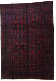 Baluch Rug 275X390 Authentic  Oriental Handknotted Dark Red Large (Wool, Afghanistan)