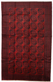 Baluch Rug 250X390 Authentic  Oriental Handknotted Dark Red/Dark Brown Large (Wool, Afghanistan)