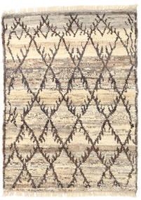 Barchi/Moroccan Berber - Afganistan 絨毯 95X128 モダン 手織り 薄茶色/ベージュ (ウール, アフガニスタン)