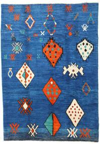 Barchi/Moroccan Berber - Afganistan Rug 198X282 Authentic  Modern Handknotted Blue/Dark Blue (Wool, Afghanistan)