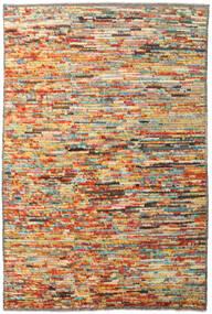 Barchi/Moroccan Berber - Afganistan 絨毯 200X300 モダン 手織り オレンジ/茶 (ウール, アフガニスタン)