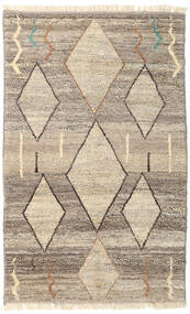 Barchi/Moroccan Berber - Afganistan Rug 112X178 Authentic  Modern Handknotted Rust Red/Crimson Red (Wool, Afghanistan)