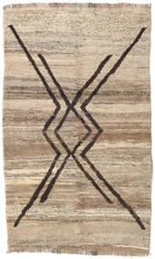Barchi/Moroccan Berber - Afganistan Matto 118X194 Moderni Käsinsolmittu Vaaleanruskea/Beige (Villa, Afganistan)