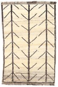 Barchi/Moroccan Berber - Afganistan 絨毯 92X140 モダン 手織り ベージュ/暗めのベージュ色の (ウール, アフガニスタン)