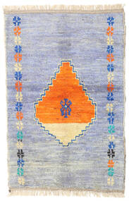 Barchi/Moroccan Berber - Afganistan Rug 87X134 Authentic  Modern Handknotted (Wool, Afghanistan)