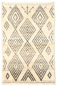 Barchi/Moroccan Berber - Afganistan 絨毯 92X136 モダン 手織り ベージュ/薄茶色 (ウール, アフガニスタン)