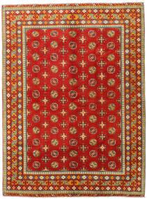 Afghan Matto 177X239 Itämainen Käsinsolmittu Ruoste/Tummanharmaa (Villa, Afganistan)